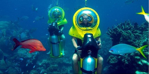 Diving Cairns