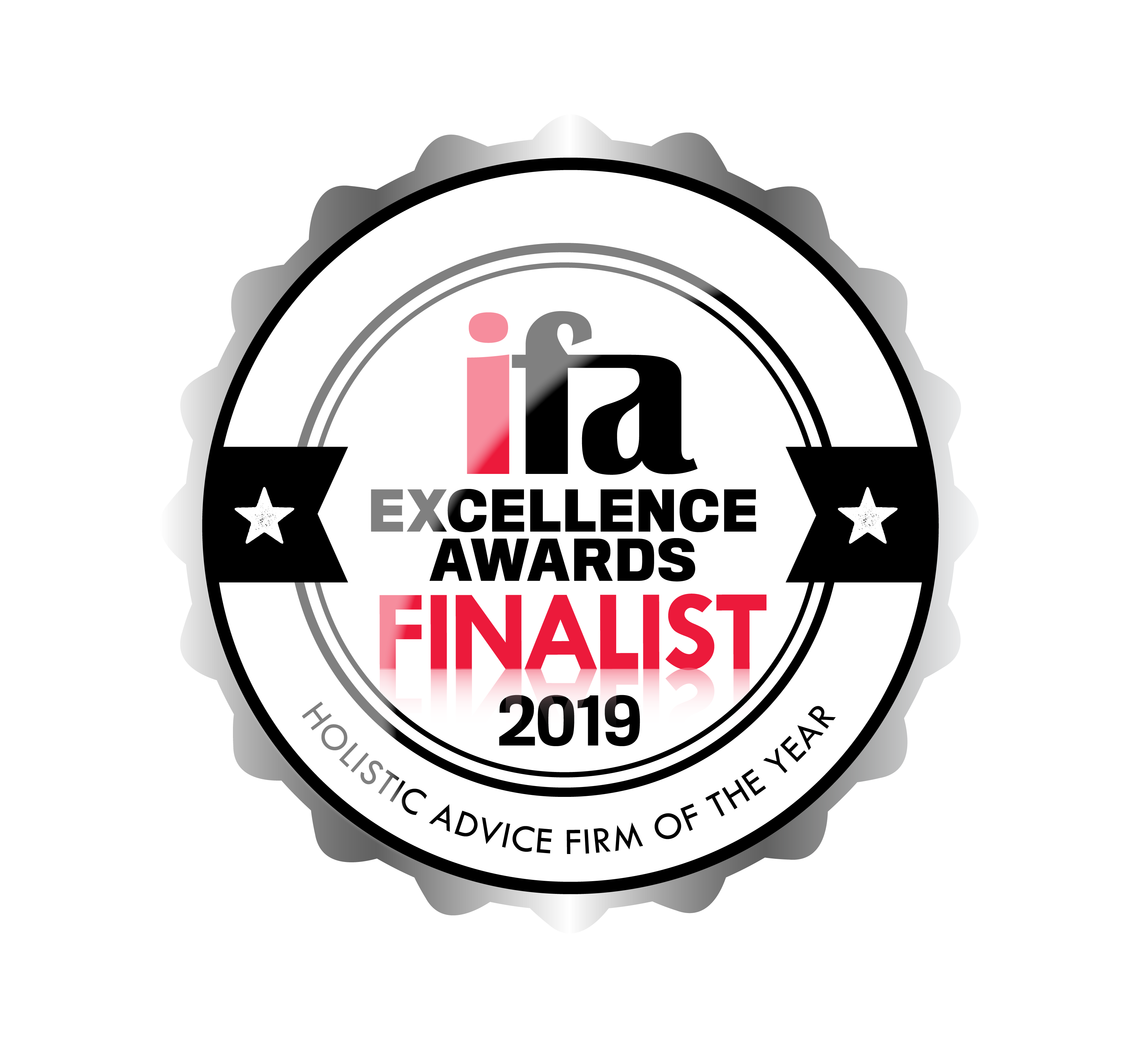 IFA SEAL 2019 FINALIST Holistic Advice Firm of the Year
