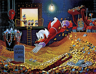 Uncle Mc Scrooge